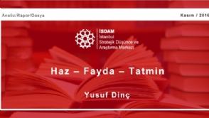 Haz – Fayda – Tatmin