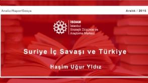 Suriye İç Savaşı ve Türkiye