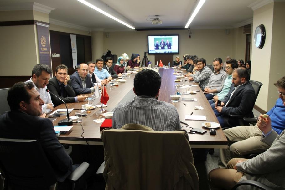 N.Taha Kılınç ile Kudüs Söyleşisi - Söyleşiler - İsdam, İstanbul Stratejik Düşünce ve Araştırma Merkezi