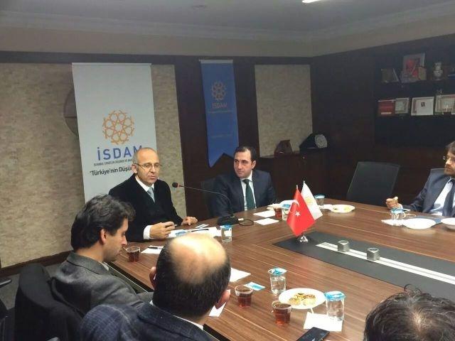 Ortadoğunun Son On Yılı - Söyleşiler - İsdam, İstanbul Stratejik Düşünce ve Araştırma Merkezi